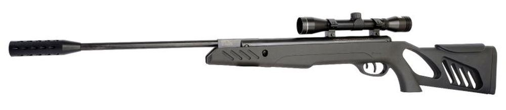 CARABINE A PLOMB 4.5 SA1200 TACTICAL STOCK 19.5 JOULES NOIR