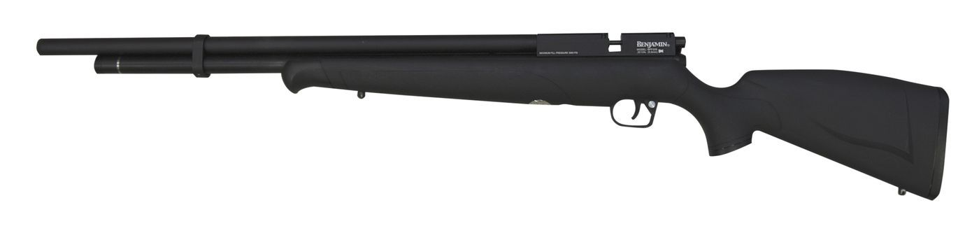 Carabine à plomb Crosman Fortitude Cal 5.5 PCP Noir 19,9J