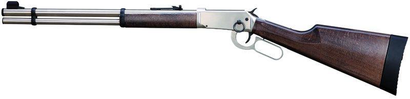 CARABINE A PLOMBS 4,5 CO2 WALTHER LEVER ACTION STEEL FINISH