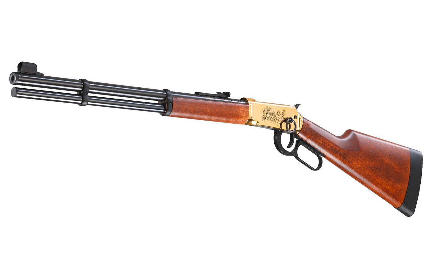 CARABINE A PLOMBS 4,5 CO2 WALTHER LEVER ACTION WELLS FARGO
