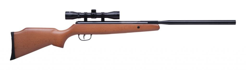 Carabine a plombs Crosman REGAL II 4.5 BOIS NP Elite + Lunette 4x32