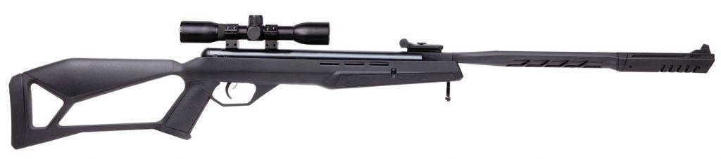 Carabine a plombs Crosman Trasher NP Elite 19,9J Cal.4,5 avec lunette