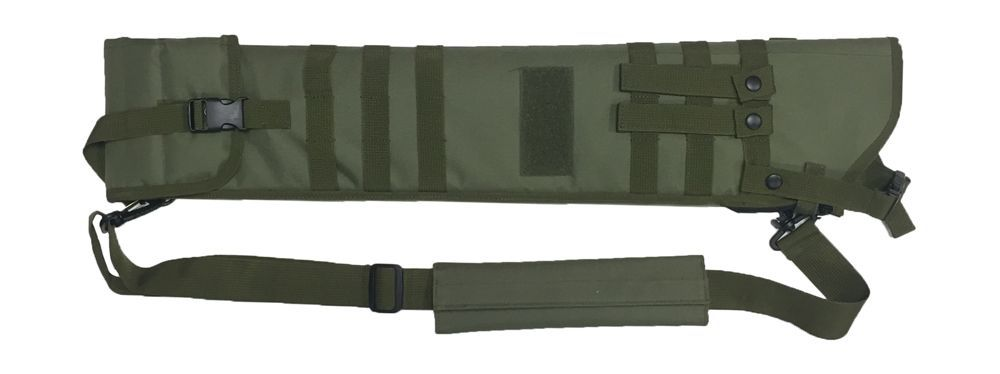 CARQUOIS FUSIL A POMPE TACTICAL VERT OLIVE OD