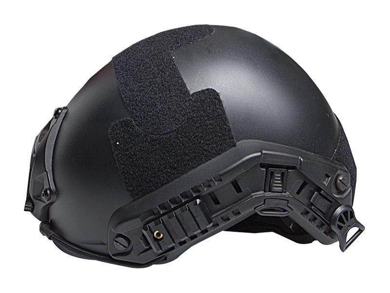 Casque FAS-T S&T Noir taille réglage rapide