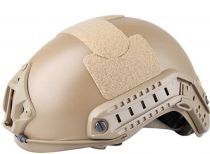 Casque type M9 jump desert tan