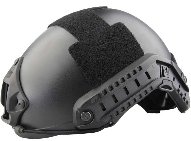 Casque type M9 jump noir