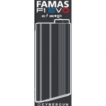 Chargeur FAMAS capacité ajustable 30/60/120 BBs