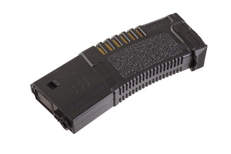 CHARGEUR HI-CAP 300 BBS NOIR POUR M4/M16 ARES AMOEBA AEG