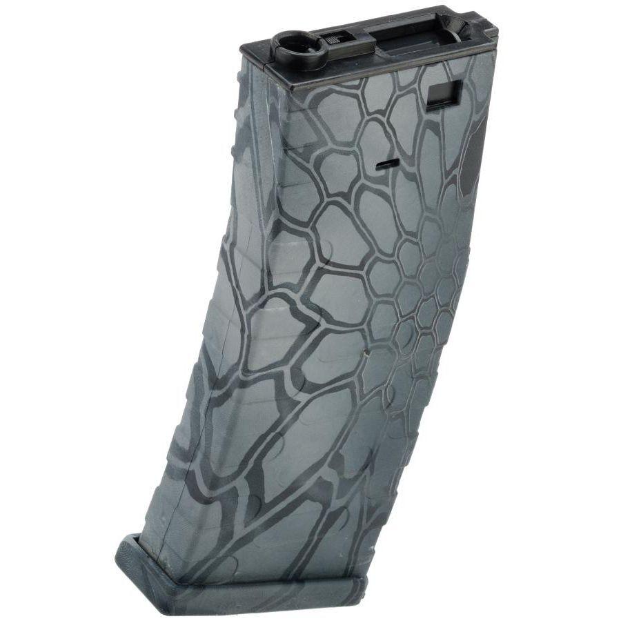 Chargeur Hi-Cap 300 billes Kryptek pour Colt M4 AEG Airsoft