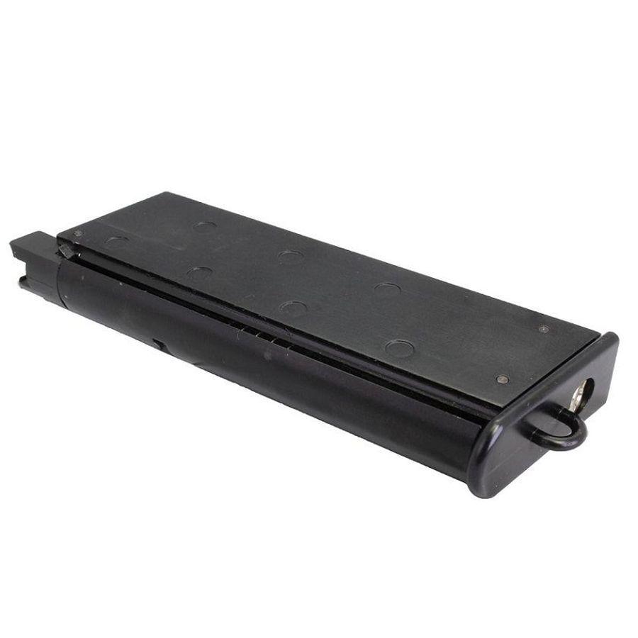 Chargeur noir 14 billes pour TT33 GBB WE Airsoft