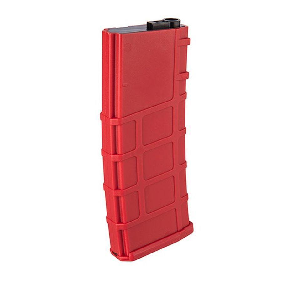 Chargeur Rouge BO Lonex 200 Billes Mid-Cap Polymere pour M4