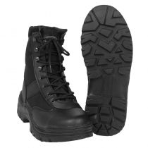 CHAUSSURE TACTICAL CUIR & SYNTHETIQUE