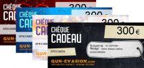 Chèque cadeau 300 €