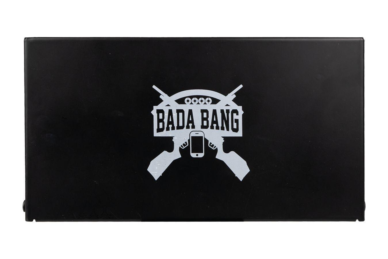 Cible basculante connectée BADABANG
