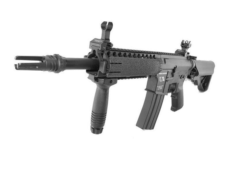 Classic Army CA4A1 EC1 Electronic System M4 CQB RIS Noir Fibre de Nylon