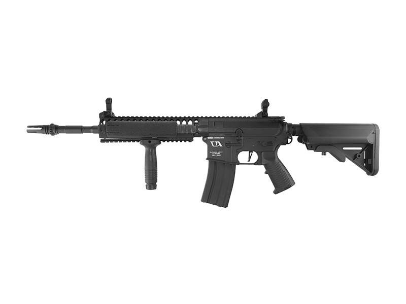 Classic Army CA4A1 EC2 Electronic System M4 Carbine RIS noir pack complet