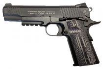 Colt 1911 Combat Unit CO2 Noir Blowback Fulle Metal