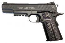 Colt 1911 Combat Unit CO2 Noir Blowback Fulle Metal