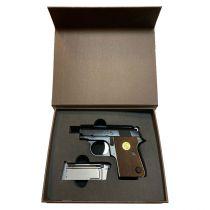 Colt 25 junior GBB full métal Noir
