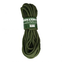 CORDE COMMANDO 9 MM X 15 M OLIVE