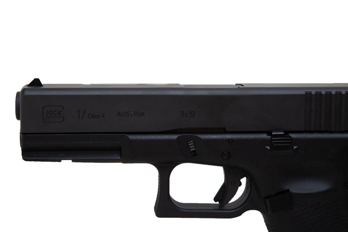 Cybergun Glock 17 Gen 4 Full Metal CO2 Blowback Noir