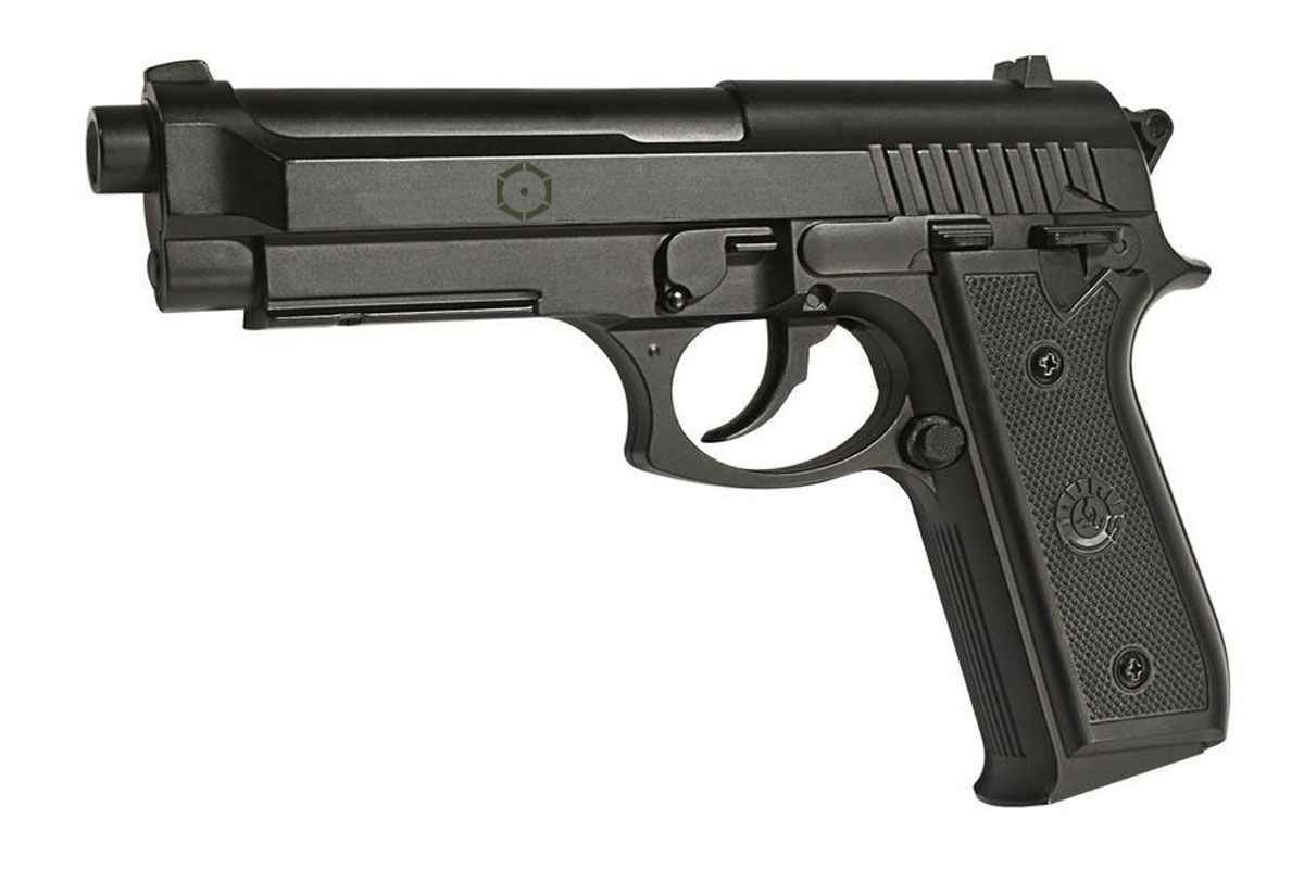 Cybergun PT92 Co2 6mm ABS Culasse Fixe