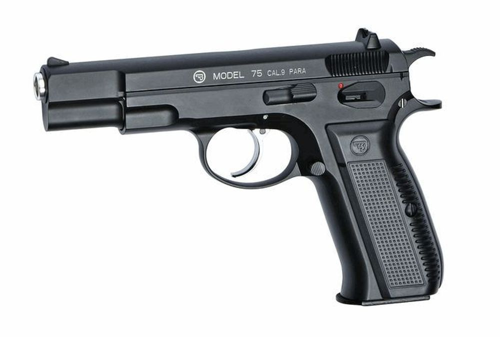 CZ 75 FULL METAL BLOWBACK
