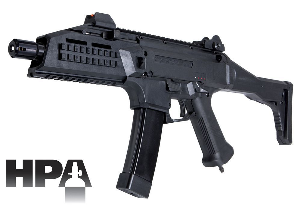 CZ SCORPION EVO 3-A1 - HPA EDITION
