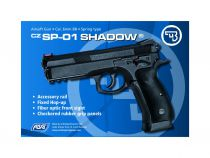 CZ SP-01 SHADOW SPRING