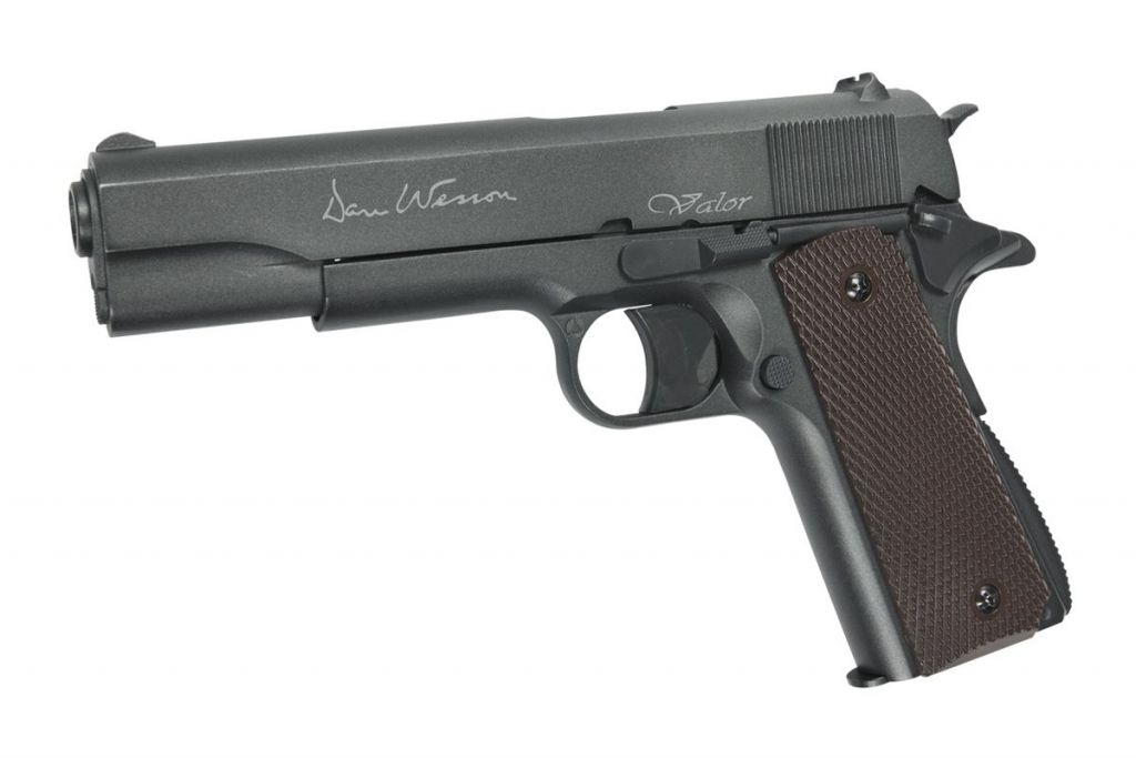 Dan Wesson 1911 valor plomb 4.5mm