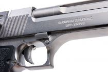 Desert Eagle .50AE Full Metal Gaz Blowback Chrome WE Airsoft