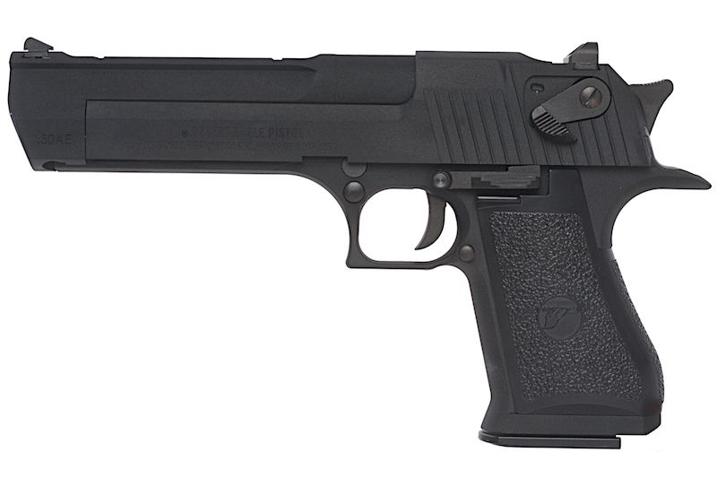 Desert Eagle .50AE Full Metal Gaz Blowback Noir WE Airsoft