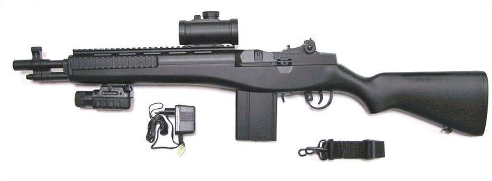DLV M14 Socom