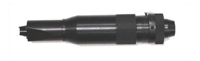 Extension de canon type PBS4 pour AKS74U série 14 ou 22mm