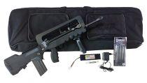 FAMAS F1 Airsoft Militarisé AEG avec accessoires