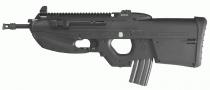 FN 2000 AEG NOIR PACK COMPLET