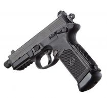 FN HERSTAL FNX 45 TACTICAL BLOWBACK CULASSE METAL NOIR