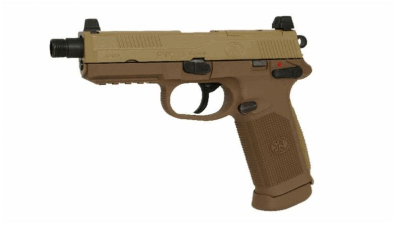 FN HERSTAL FNX 45 TACTICAL BLOWBACK CULASSE METAL