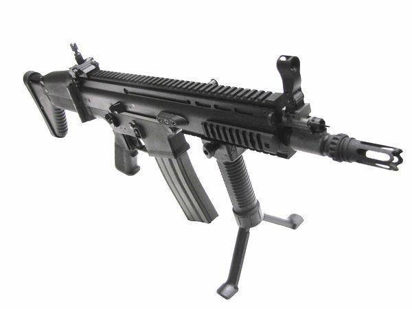 FN SCAR CQB NOIR G&G