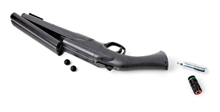 Fusil de défense Walther T4E HDS68