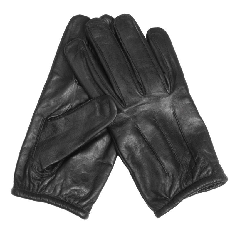 GANTS D\'INTERVENTION CUIR RENFORCE AU KEVLAR