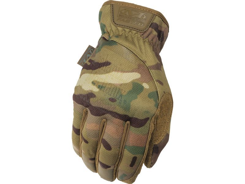 Gants Mechanix Fast-Fit MultiCam