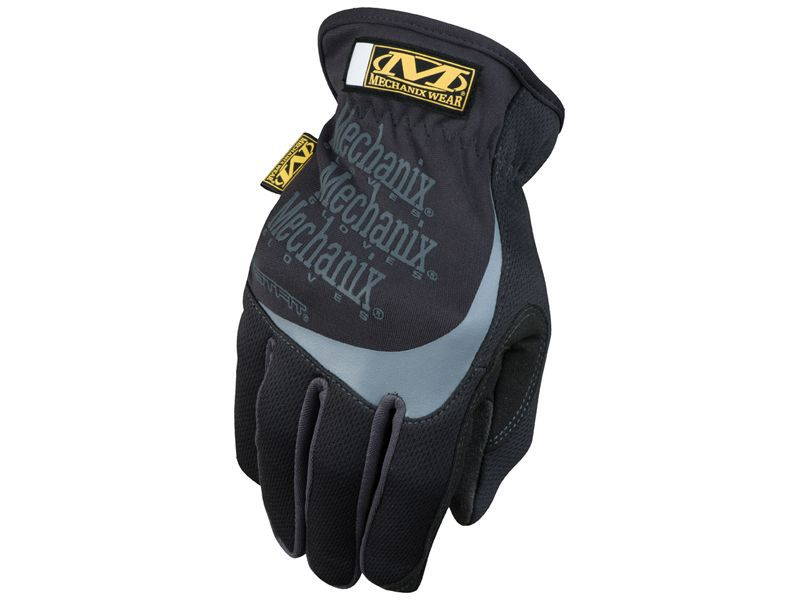 GANTS MECHANIX FAST-FIT NOIR