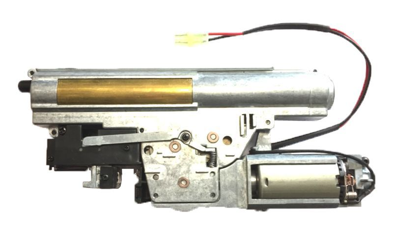 GEARBOX COMPLETE KING ARMS P90 V2