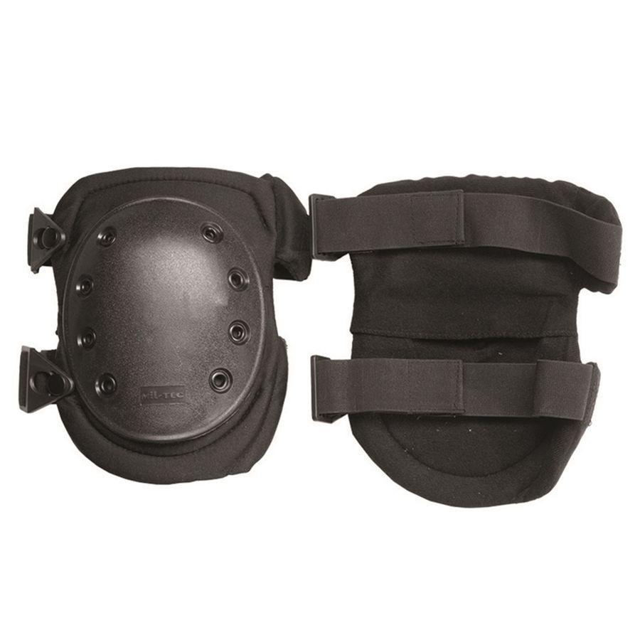 Genouilleres SWAT noires