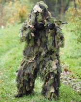 GHILLIE SUIT OAK LEAF 3D WOODLAND