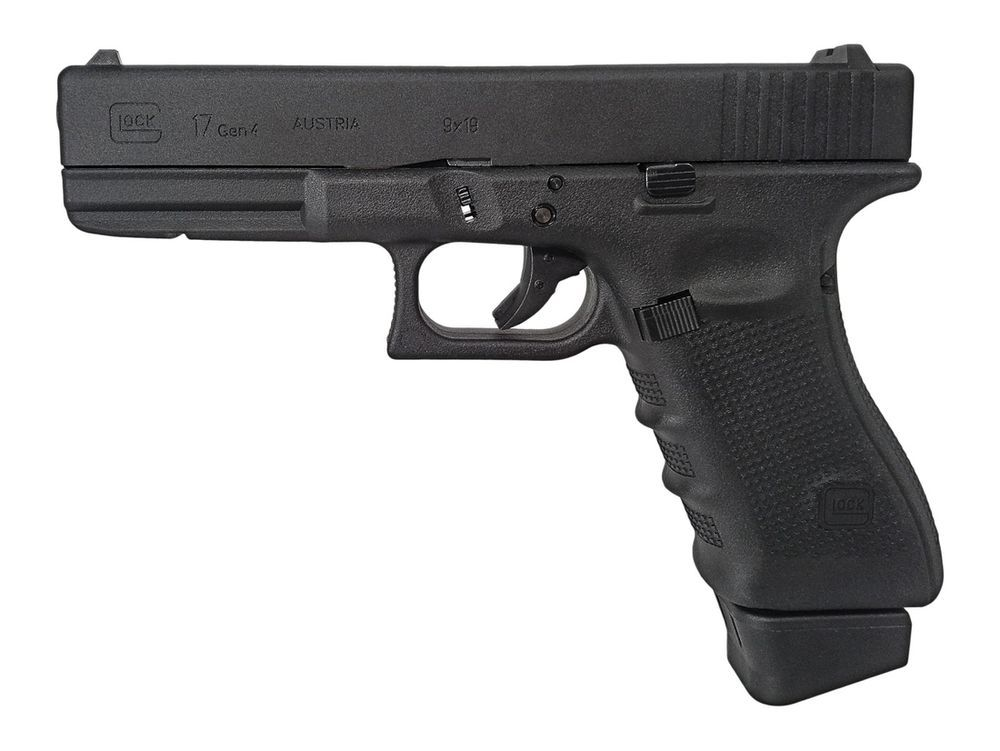 GLOCK 17 GEN4 NOIR CO2 CULASSE MOBILE