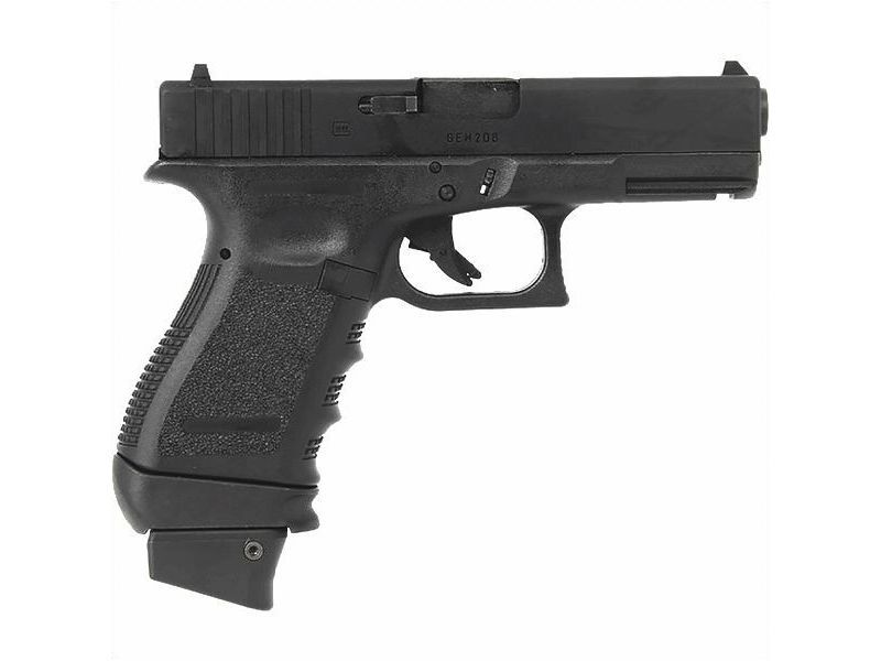 GLOCK 19 GEN 3 CO2 BLOWBACK NOIR