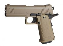 Golden Eagle Desert Warrior Tan Blowback airsoft full métal