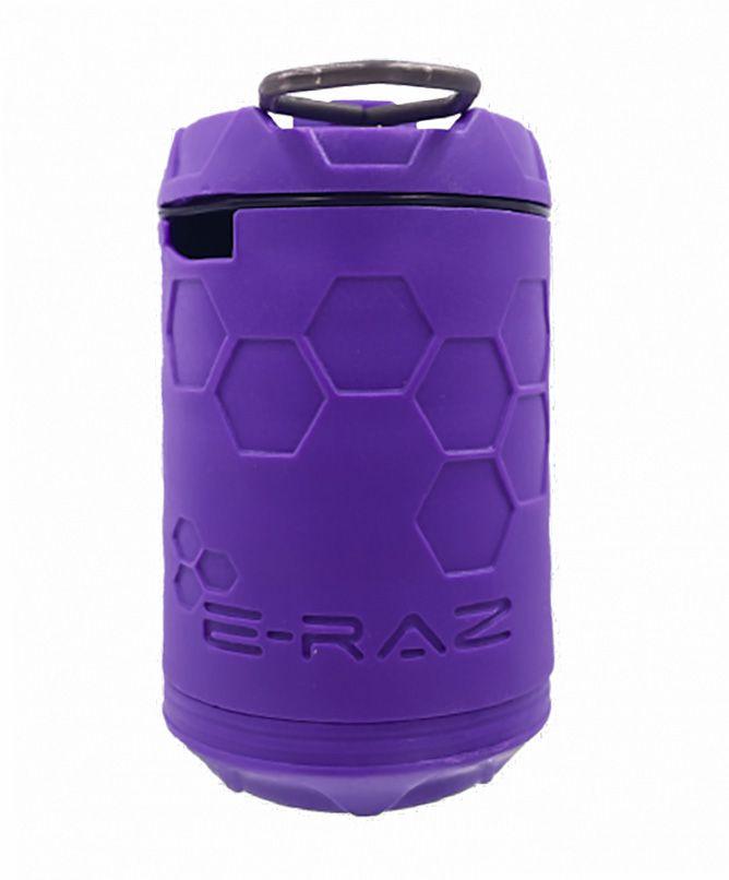 Grenade Airsoft Rotative E-RAZ 2.0 gaz 100bbs MAUVE